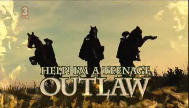 Help! I'm a Teenage Outlaw Help I39m a Teenage Outlaw Series 1 amp 2 for sale