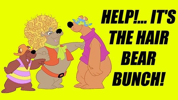 Help!... It's the Hair Bear Bunch! Help It39s the Hair Bear Bunch 1971 Intro Opening YouTube