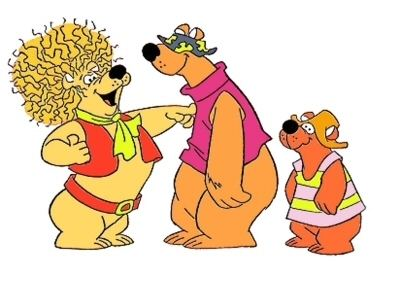Help!... It's the Hair Bear Bunch! Webrock Lyrics Help It39s the Hair Bear Bunch