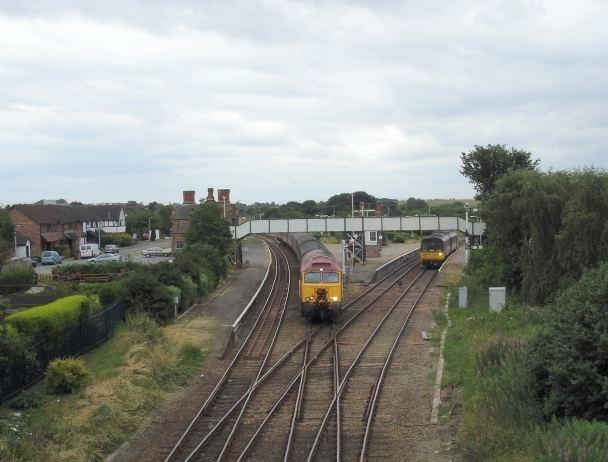 Helsby railway station