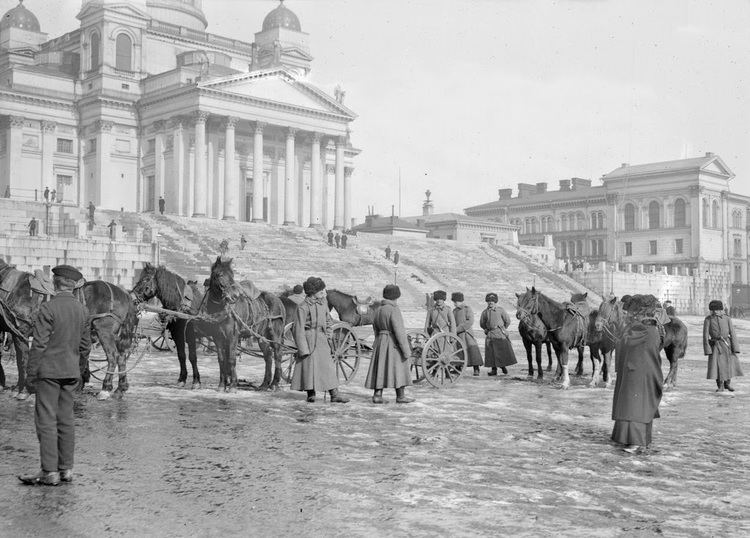 Helsinki in the past, History of Helsinki