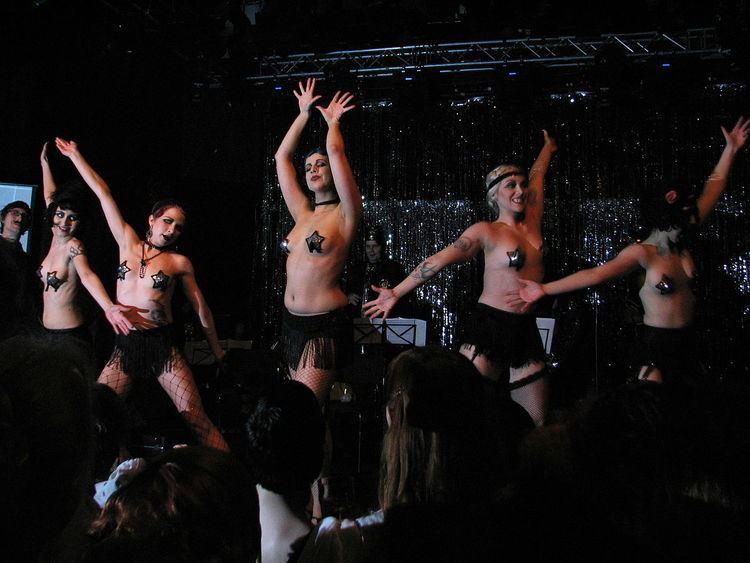 Helsinki Burlesque Festival