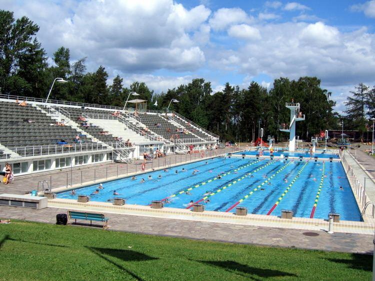 Helsinki Swimming Stadium