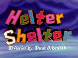 Helter Shelter (film) movie poster
