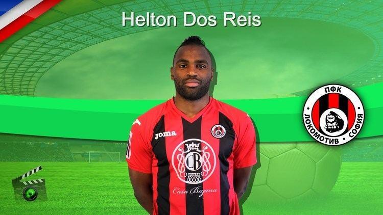Helton Dos Reis Helton DOS REIS Lokomotiv Sofia 201314 YouTube