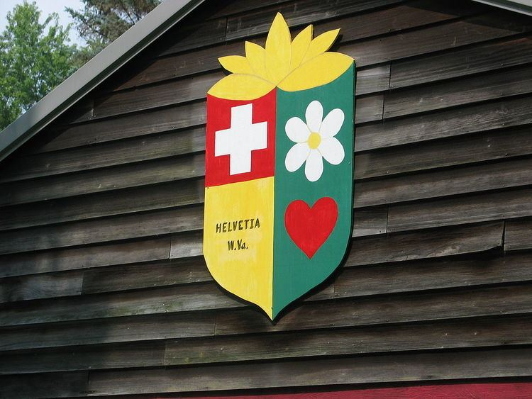 Helvetia Village Historic District