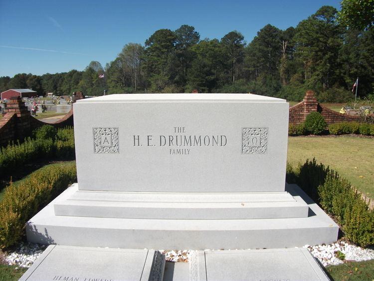 Heman Edward Drummond Heman Edward Drummond 1905 1956 Find A Grave Memorial