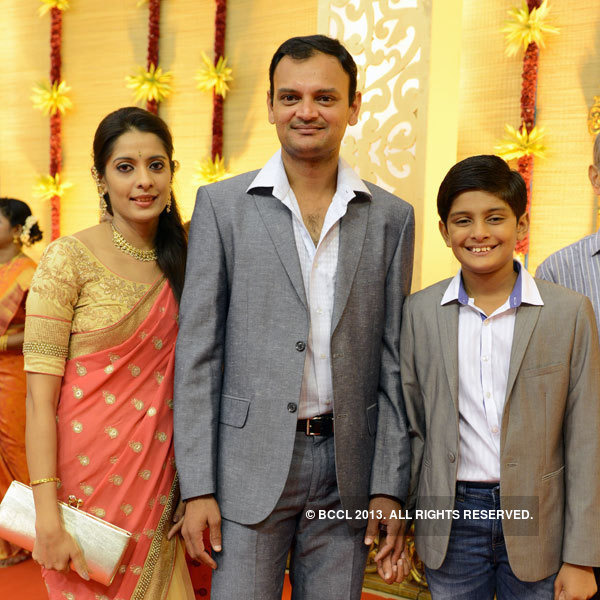 Hemang Badani (Cricketer) family