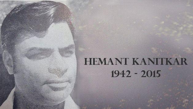 Hemant Kanitkar Hemant Kanitkar Epitome of courage and tranquillity