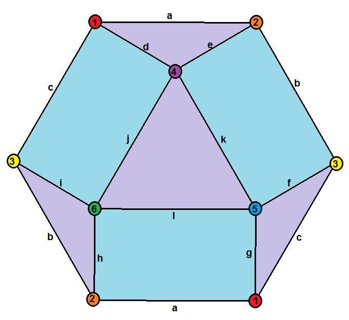 Hemi-cuboctahedron