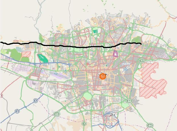 Hemmat Expressway
