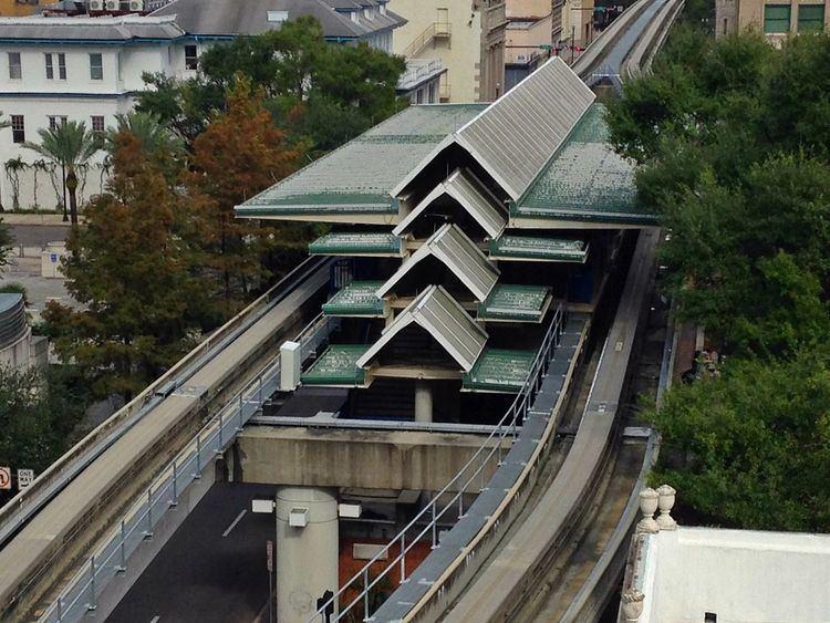 Hemming Park station