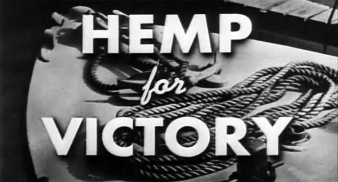 Hemp for Victory How US Government Film Hemp for Victory Fared In Swaying Public