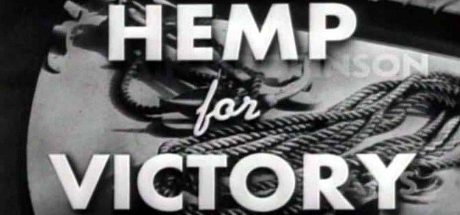 Hemp for Victory HEMP FOR VICTORY US Government Promotional Film For Industrial Hemp