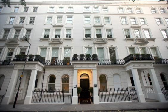 Hempel Hotel Hempel Hotel to sell off its contents including Beckhams39 boutique