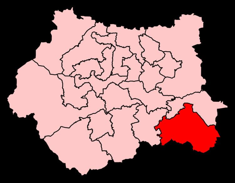 Hemsworth (UK Parliament constituency)