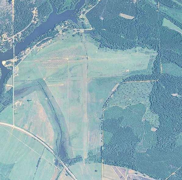 Henderson Airport (Alabama)