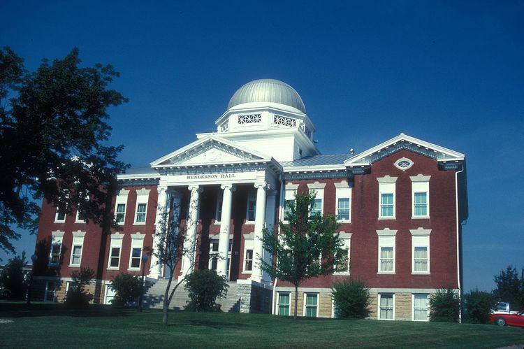 Henderson Hall (Canton, Missouri)