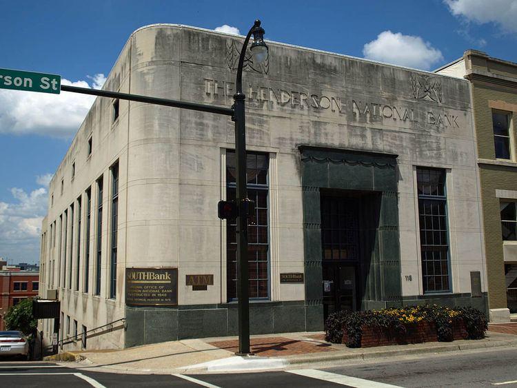 Henderson National Bank