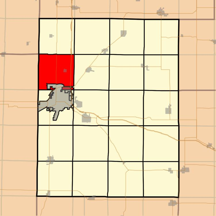 Henderson Township, Knox County, Illinois
