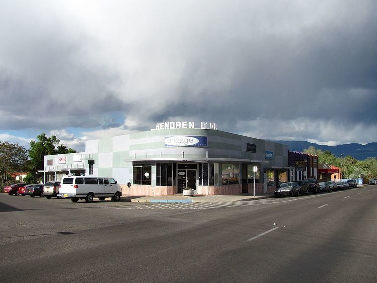 Hendren Building