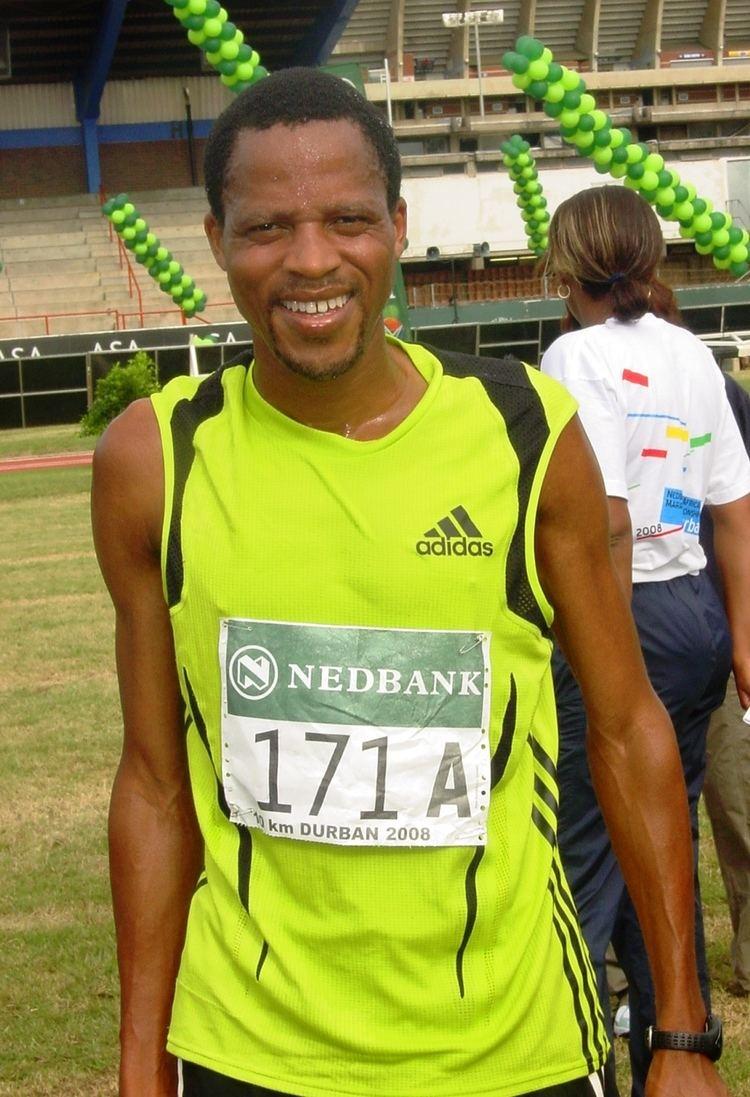 Hendrick Ramaala African Athletics South Africa39s Hendrick Ramaala fired