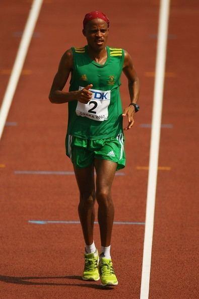 Hendrick Ramaala Hendrick Ramaala Photos 11th IAAF World Athletics