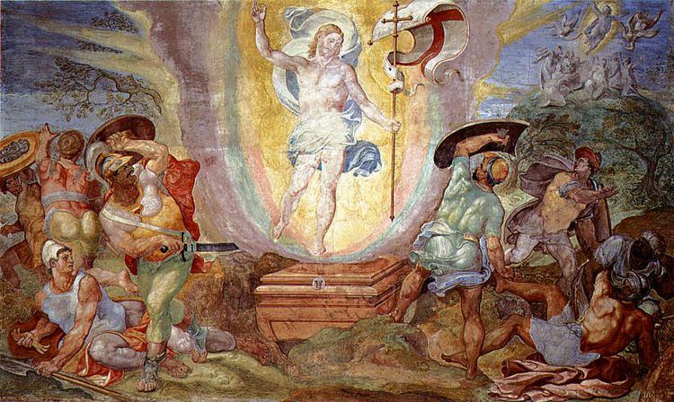 Hendrick van den Broeck FileHendrick van den Broeck Resurreccin de Cristo Capilla