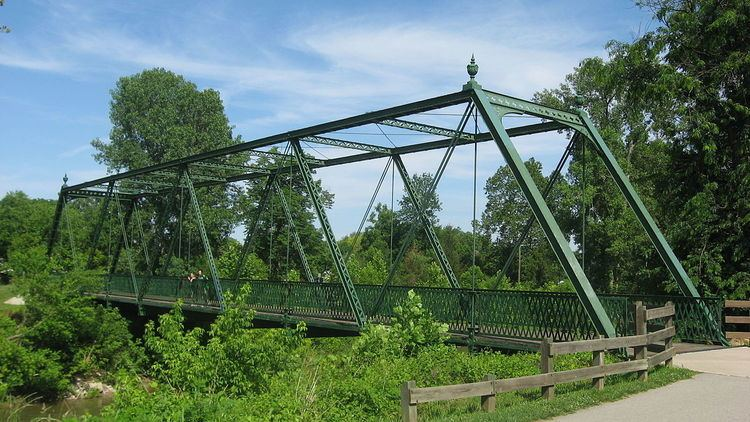 Hendricks County Bridge Number 316