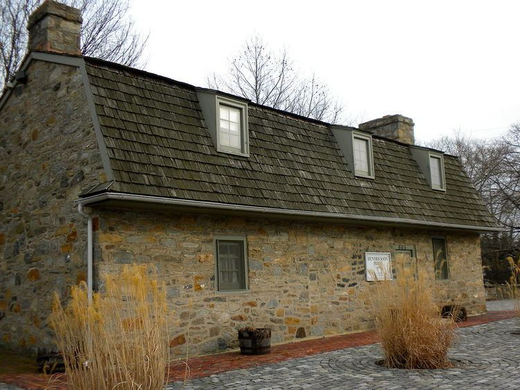 Hendrickson House