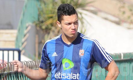 Hendrik Helmke Brazilian midfielder Hendrik hails Ahly move warm welcome