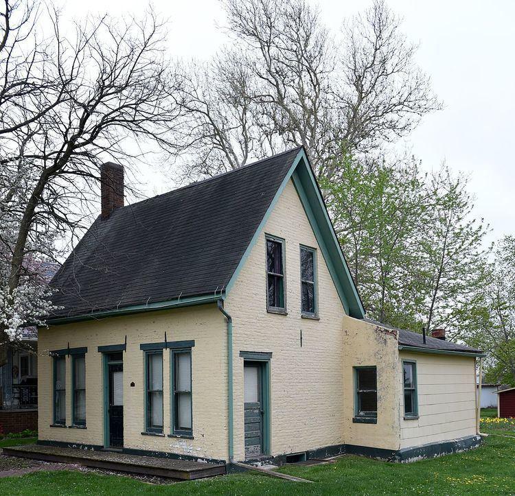 Hendrik J. and Wilhelmina H. Van Den Berg Cottage