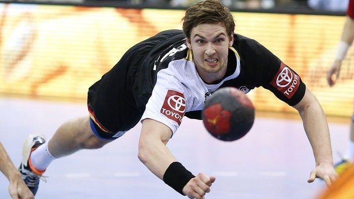 Hendrik Pekeler Vor der HandballWM in Katar Nationalmannschaft