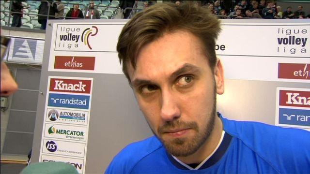 Hendrik Tuerlinckx sporza video Hendrik Tuerlinckx quotTegen Maaseik moet je
