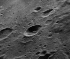 Hendrix (crater)