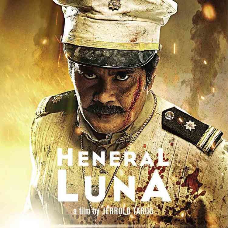 Heneral Luna Heneral Luna39 makes a killing in box office sales earns P100M