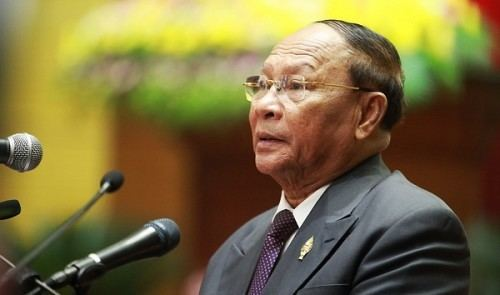 Heng Samrin Cambodia wishes to boost trade with Vietnam to over 5bn