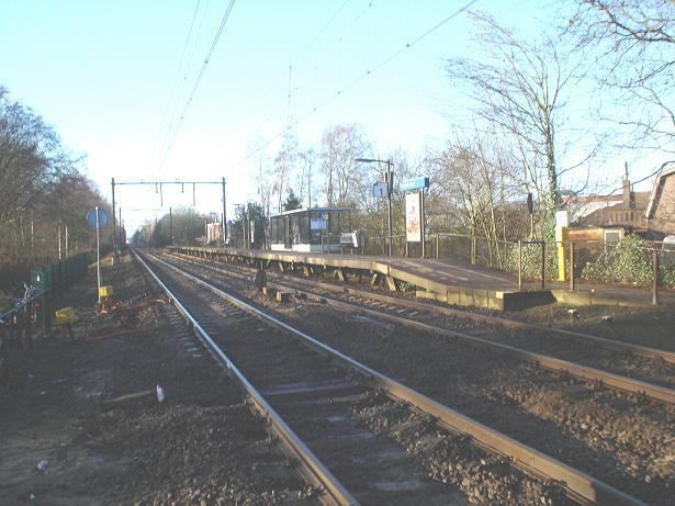 Hengelo Oost railway station