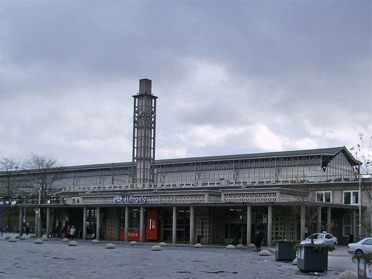 Hengelo railway station