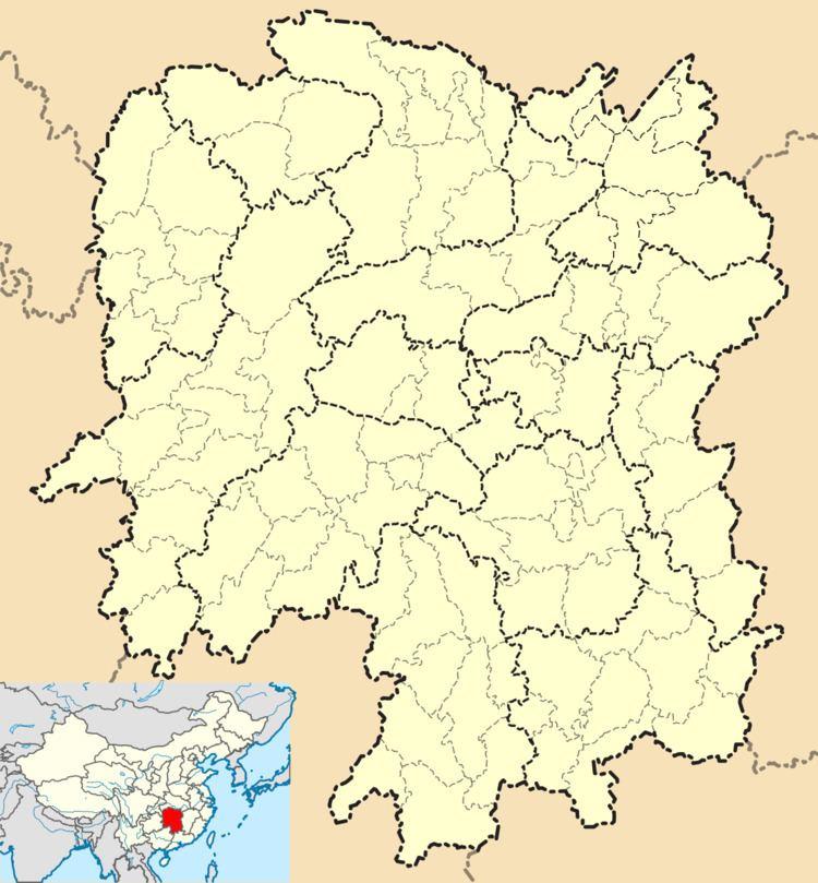 Hengnan County