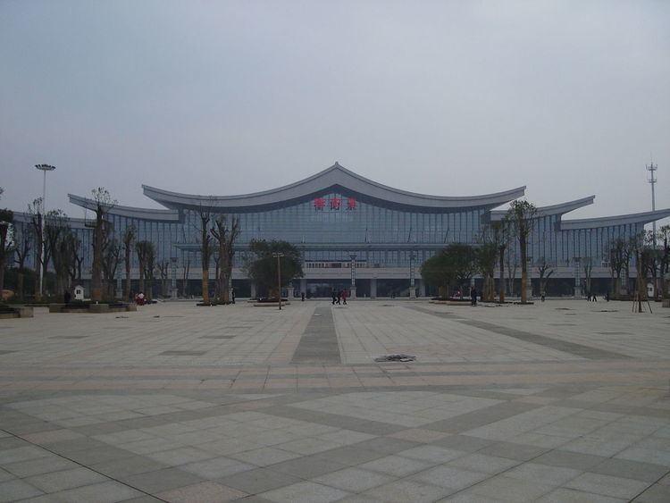 Hengyang East Railway Station