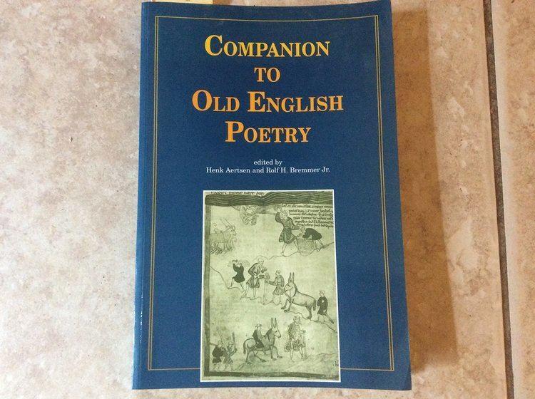 Henk Aertsen Companion to Old English Poetry Amazoncouk Henk Aertsen Rolf H