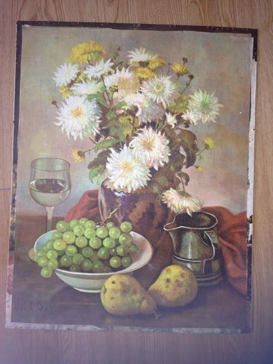 Henk Bos (painter) STILL LIFE BY HENK BOS Aprils Attic of Art Paintings Prints