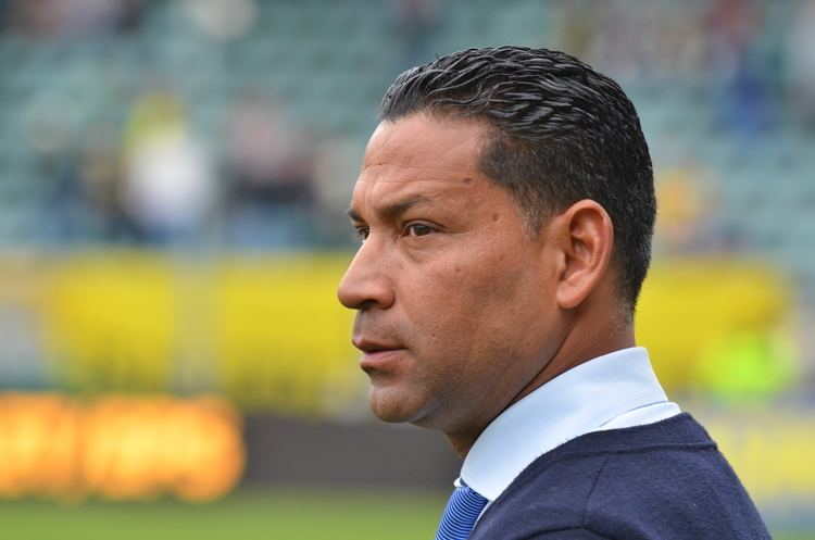 Henk Fraser Den Haag FM Henk Fraser wil graag trainer Feyenoord worden