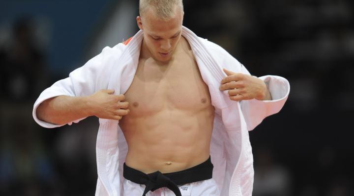 Henk Grol Judo Bond Nederland Grol viert rentree met brons