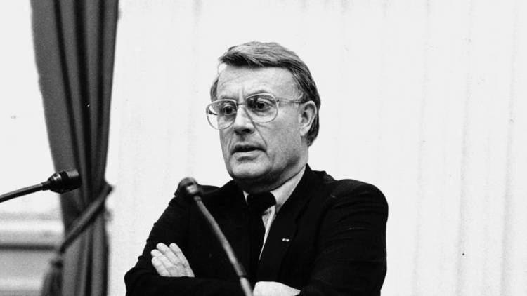 Henk Koning VVDer Henk Koning 83 overleden een scherp fiscalist