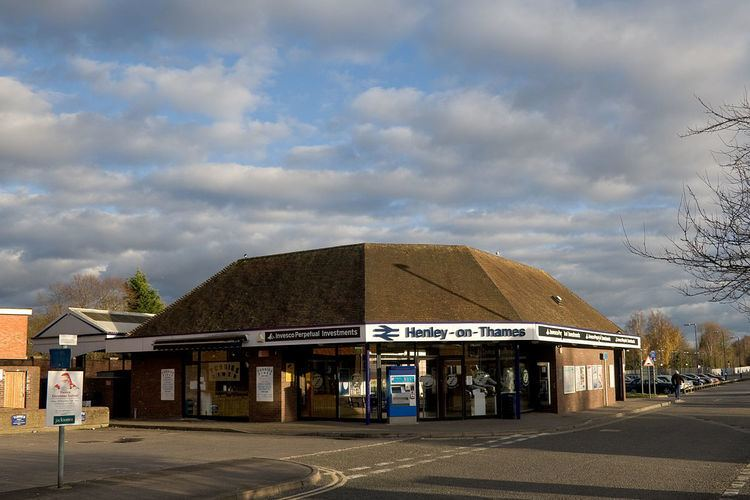 Henley-on-Thames railway station
