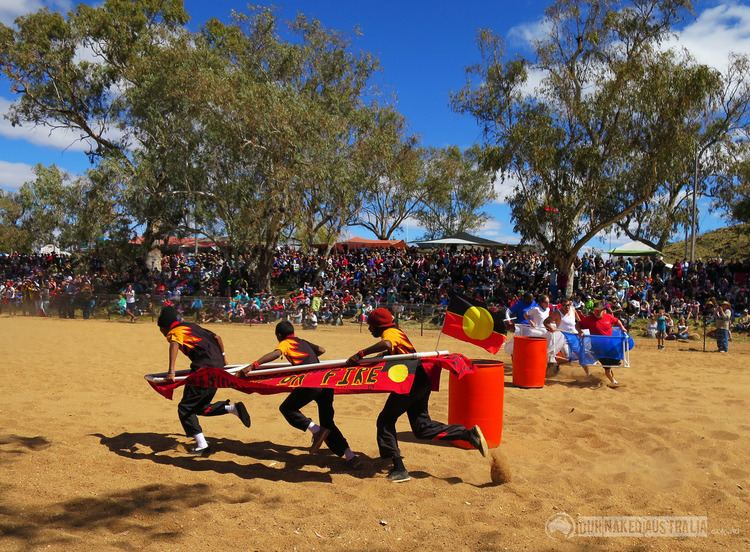 Henley-on-Todd Regatta NT Events Henley On Todd Regatta Alice Springs Our Naked Australia