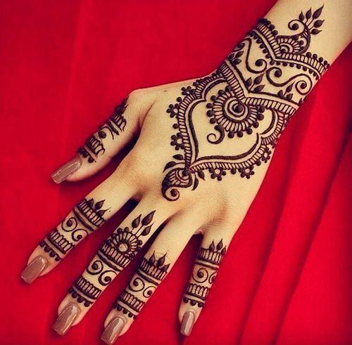 Henna httpssmediacacheak0pinimgcom736x65cc6f