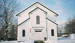 Henniker Town Hall uploadwikimediaorgwikipediacommonsthumbee4
